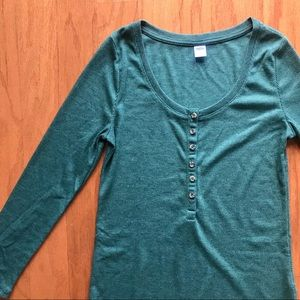 {Old Navy} Green Thermal